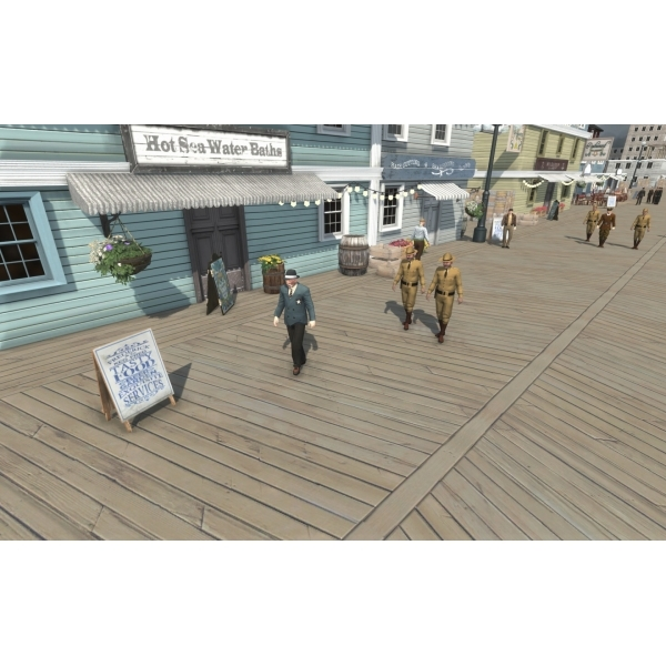 Omerta City of Gangsters Game Xbox 360 - Image 4