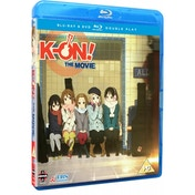 K-On! The Movie Blu-ray / DVD Limited Edition Double Play