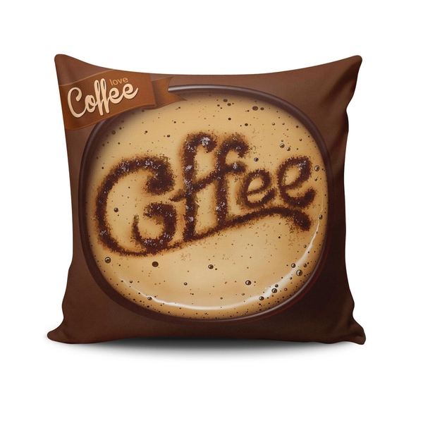 NKLF-256 Multicolor Cushion Cover