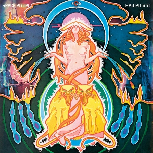Hawkwind - Space Ritual Live Recording CD