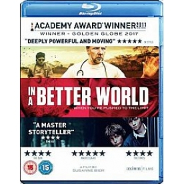 In A Better World Blu-Ray