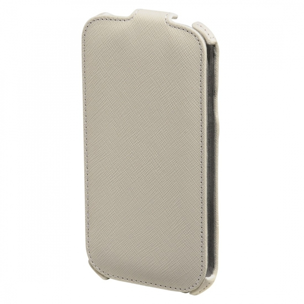Hama Flap Case Flap Case for Samsung Galaxy S5 mini (White)