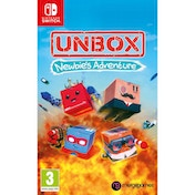 Unbox Newbies Adventure Nintendo Switch Game