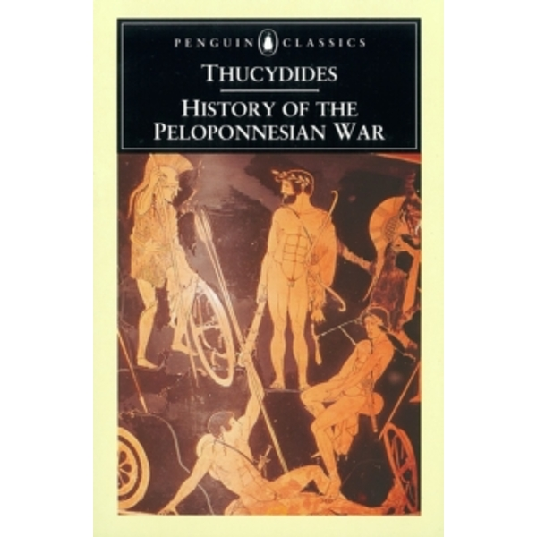 History of the Peloponnesian War by Thucydides (Paperback, 1954)