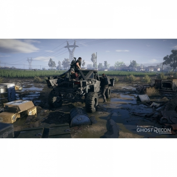 Tom Clancy's Ghost Recon Wildlands Xbox One Game - Image 2