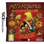 Mays Mysteries The Secret Of Dragonville Game DS