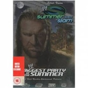 WWE - Summerslam 2007 [Steel Book DVD] [DVD] (2008) WWE