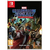 Guardians Of The Galaxy The Telltale Series Nintendo Switch Game