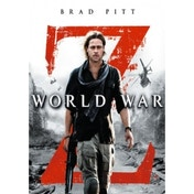 World War Z 2019 DVD