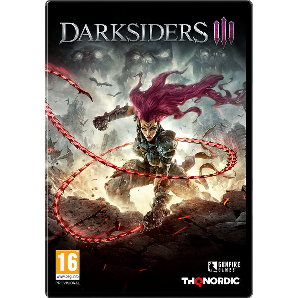 Darksiders III (PC, PS4 & XBOX ONE) Pc-and-video-games-games-pc-darksiders-iii-preorder-bonus-dlc