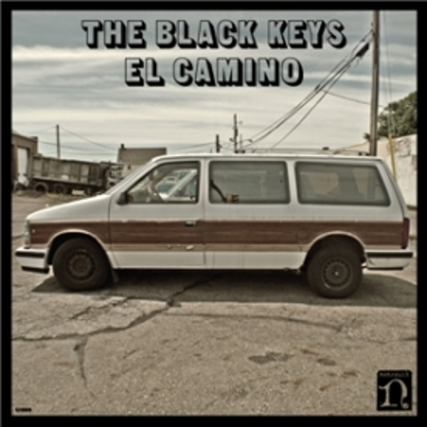 The Black Keys El Camino CD