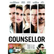 The Counsellor DVD