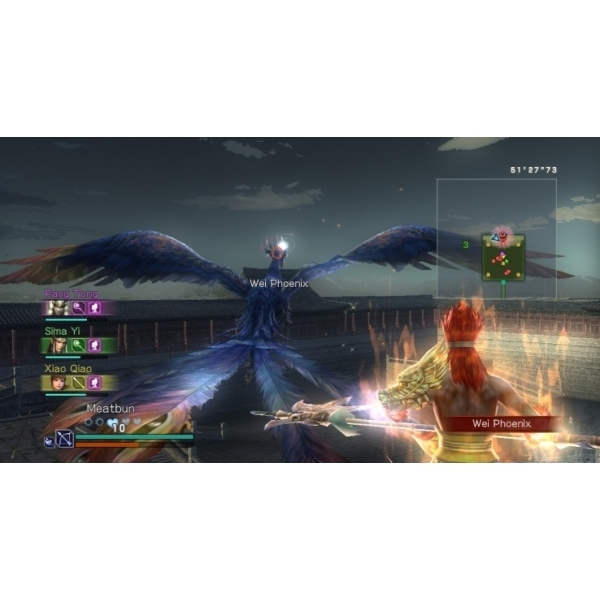 Dynasty Warriors Strikeforce Game PS3 - Image 2