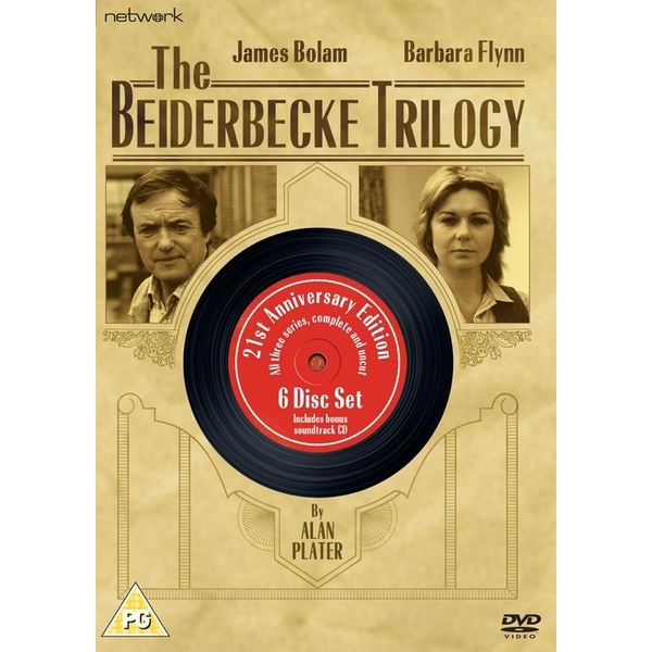 The Beiderbecke Trilogy - The Complete Series DVD 6-Disc Set