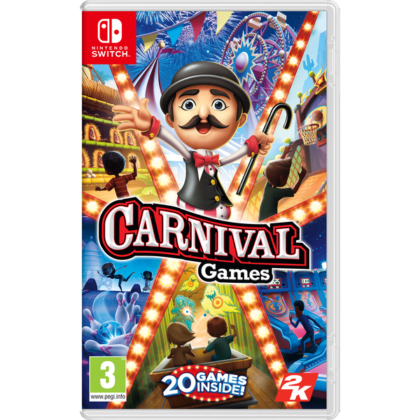 Carnival Games Nintendo Switch Game