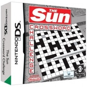 The Sun Crossword Challenge Game DS