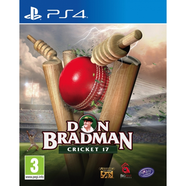 Don Bradman Cricket 17 PS4 Game