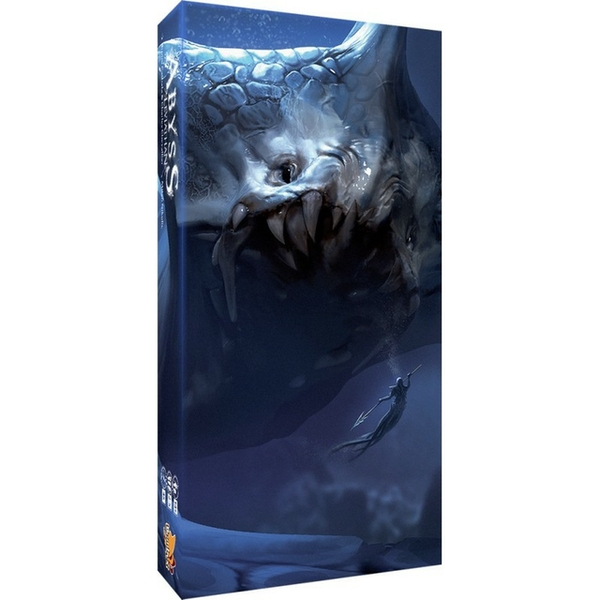 Abyss: Leviathan Expansion Board Game