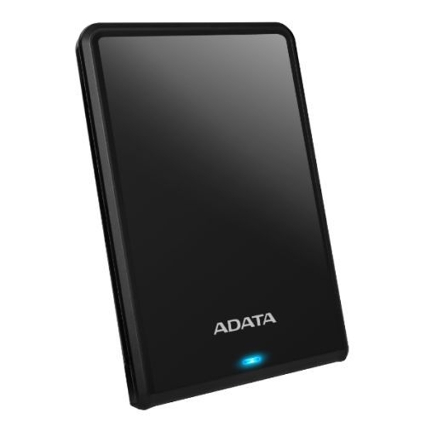 ADATA 4TB HV620S Slim External Hard Drive 2.5inch USB 3.2, 11.5mm Thick Black