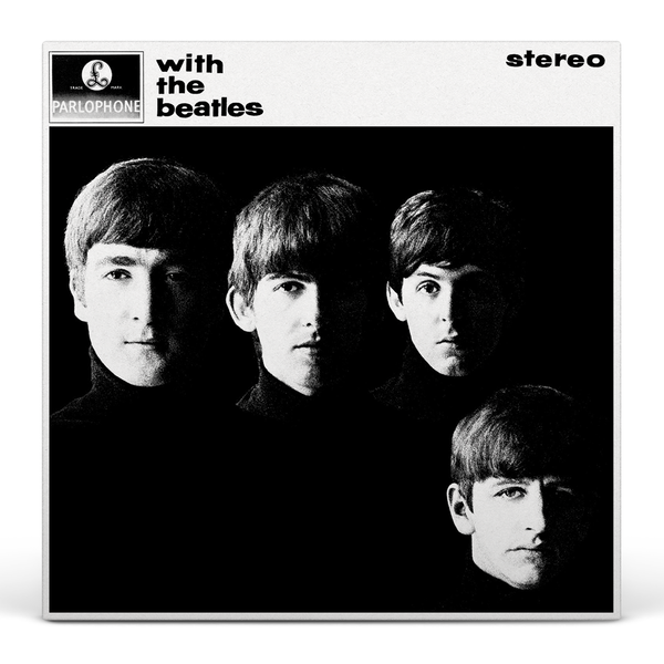 The Beatles ‎– With The Beatles Vinyl