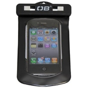 Overboard Waterproof Small Phone Case - Black