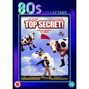Top Secret! - 80s Collection DVD