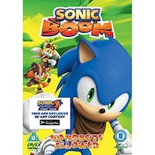Sonic Boom: Volume 4 - No Robots Allowed DVD (Exclusive)