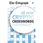 The Telegraph All New Cryptic Crosswords 6 by The Telegraph (Paperback, 2014)