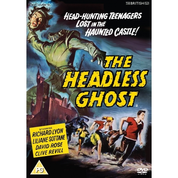 The Headless Ghost DVD