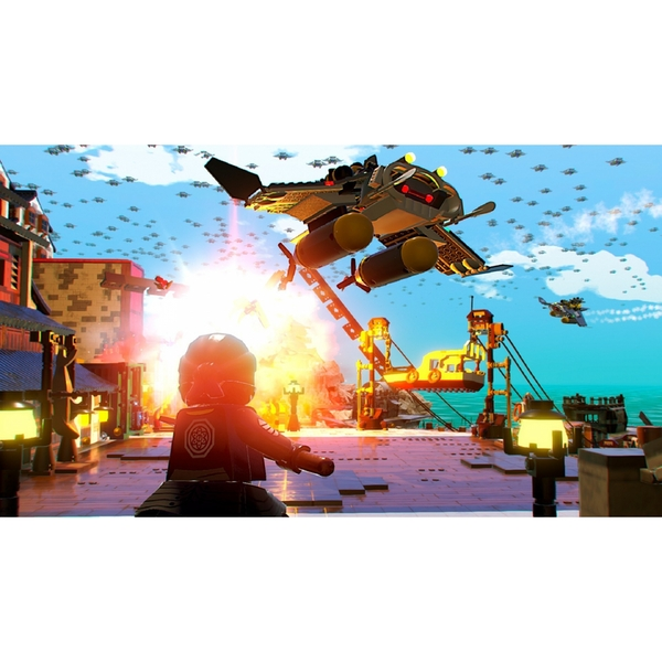 Lego The Ninjago Movie Videogame Xbox One Game - Image 4