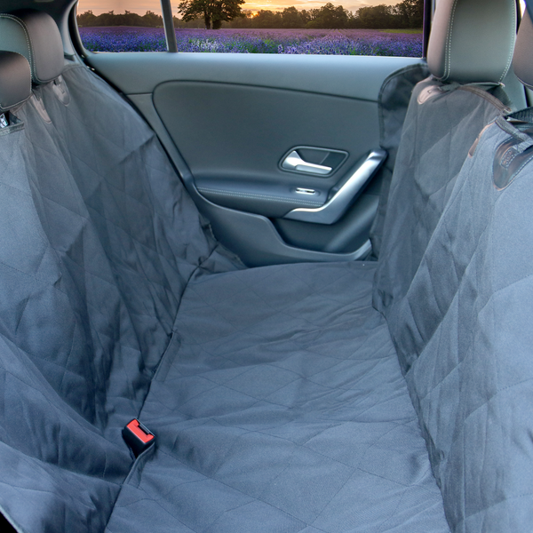 3 In 1 Car Back Seat Dog Pet Cover | M&W