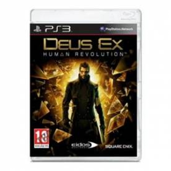 Deus Ex Human Revolution Limited Edition Game PS3