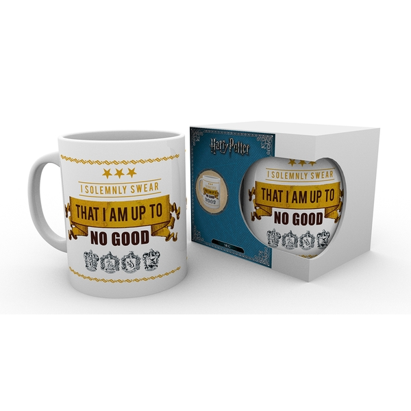 Harry Potter I Solemnly Swear Mug