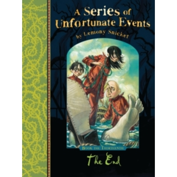 The End by Lemony Snicket (Paperback, 2012)