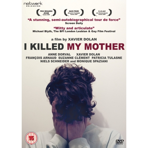 I Killed My Mother DVD