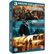 Zombie Triple Pack Zombie Apocalypse / Abraham Lincoln vs Zombies / The Dead