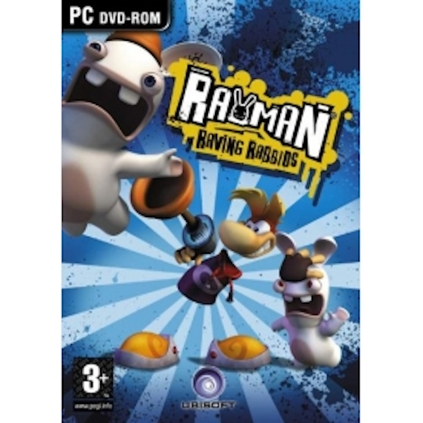 Rayman Raving Rabbids Game PC
