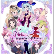Nelke and & The Legendary Alchemists Ateliers Of The New World Nintendo Switch Game