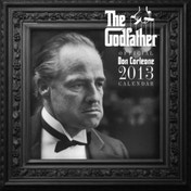 The Godfather Square Calendar 2013