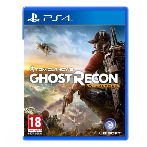 Tom Clancy's Ghost Recon Wildlands PS4 Game - Image 1