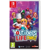 YouTubers Life OMG! Nintendo Switch Game