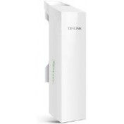 TP-LINK CPE210 2.4GHz 300Mbps 9dBi Outdoor CPE White UK Plug