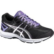 Asics Junior Gel Galaxy 8 GS Black/Purple - 3.5 UK Size