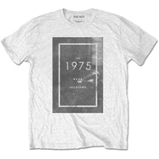 The 1975 - Facedown Men's X-Large T-Shirt - White
