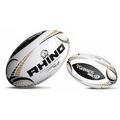 Rhino Guinness Pro12 White Replica Rugby Ball 5
