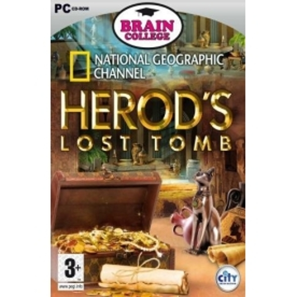 National Geographic Herod's Lost Tomb PC