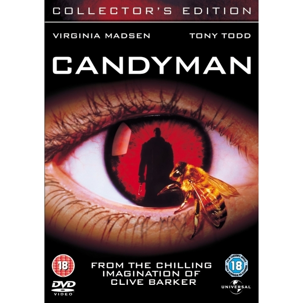 Candyman Collectors Edition DVD