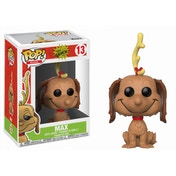 Max the Dog (The Grinch) Funko Pop! Vinyl Figure