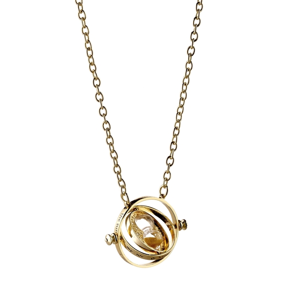 Spinning Time Turner (Harry Potter) Necklace