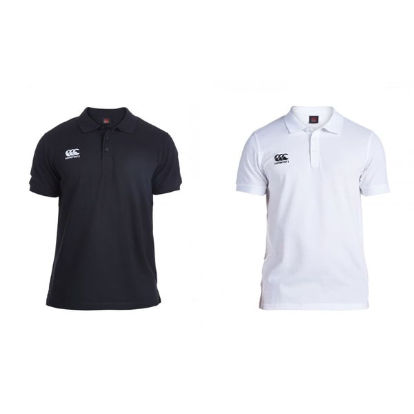 Canterbury Waimak Polo Shirt White - XXL